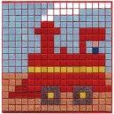 Train Mosaic Fun Kit
