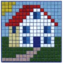 House Mosaic Fun Kit