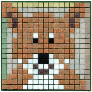 Fox Mosaic Fun Kit