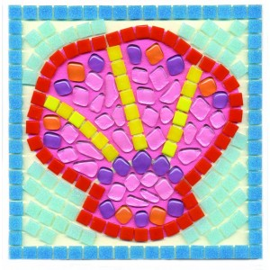 Shell Mosaic Fun Kit
