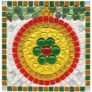 Christmas Bauble Mosaic Fun Kit
