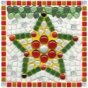 Christmas Star Mosaic Fun Kit
