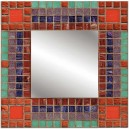 Autumn Bronze Mosaic Mirror Kit