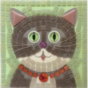 Cat Mosaic Fun Kit