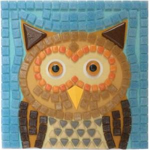 Owl Mosaic Fun Kit