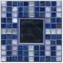 Silver Blue Mirror Kit