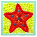 Starfish Mosaic Fun Kit