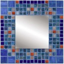 Blue Heaven Mosaic Mirror Kit